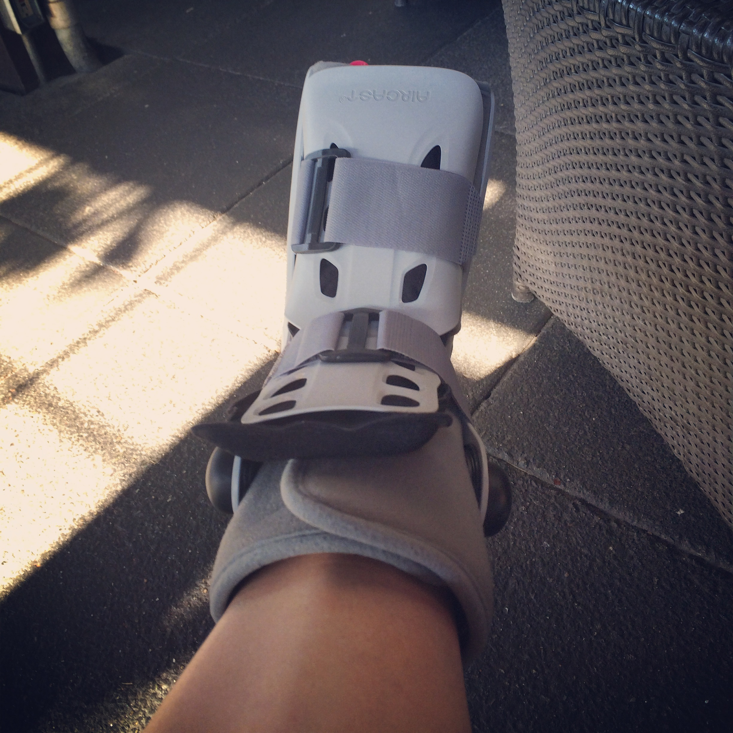 How breaking my foot was a good thing | Balance In Motion