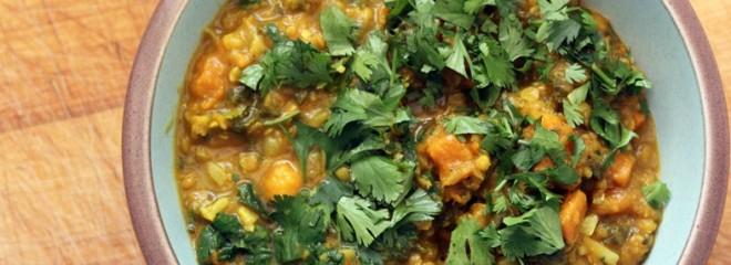 Indian Lentil Soup_Banner
