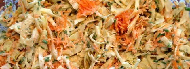 Picnic coleslaw