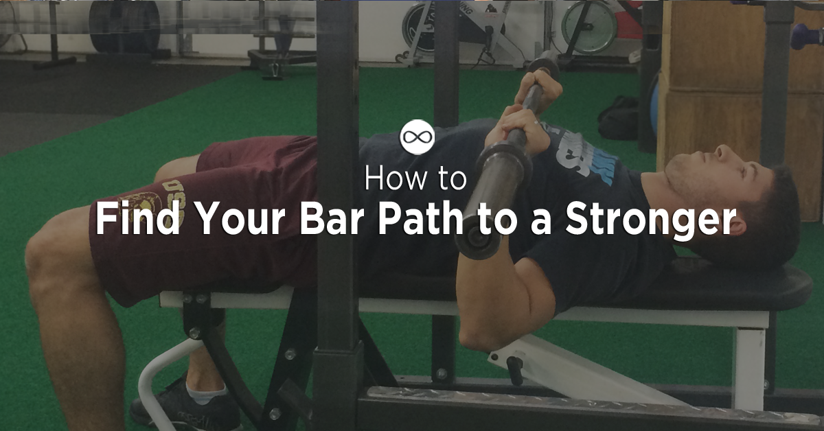 Find Your Bar Path For A Stronger Chest Balance In Motion