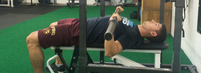 how to get stronger on bench press